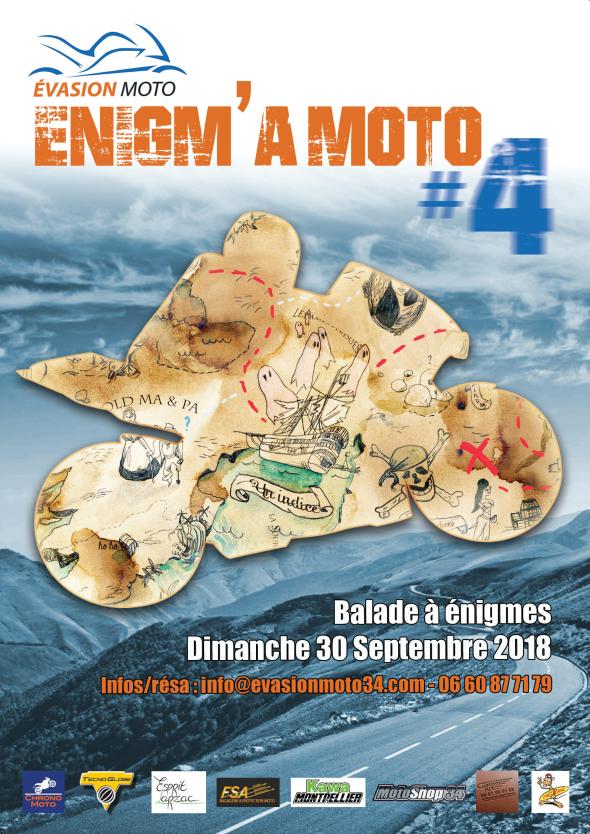 ENIGM'A MOTO 2018