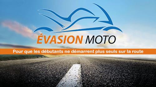 Evasion moto 34